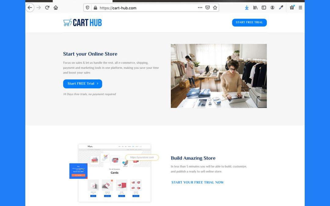Cart Hub